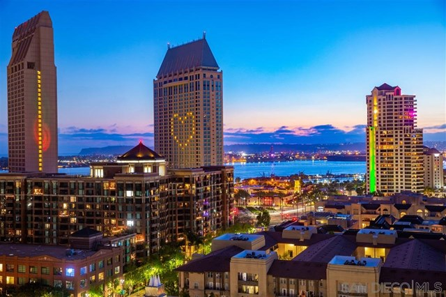 645 Front St #1606, San Diego condos for sale